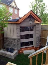 clever garage door ideas contemporary
