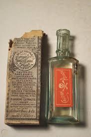 vine laudanum bottle box baltimore