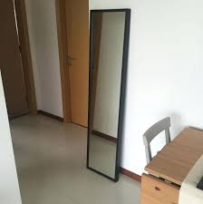 ikea floor standing mirror full length