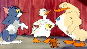 Tom and Jerry 47 Episode - Little Quacker 3 (1950) - YouTube