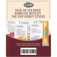 tazo tea bags sler 40 count variety
