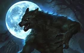 claws moon werewolf lycanthrope