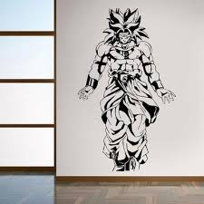 Three Dimensional Dragon Ball Cartoon Wall Sticker Buy At A Low Prices On Joom E Commerce Platform