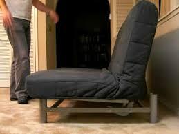 ikea beddinge futon in action you