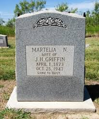 Martelia Nevada Papasan Griffin (1873-1947) - Find A Grave Memorial
