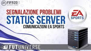 Server FIFA 20 Status: segnalazione problemi connessione EA Sports