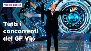 Tutti i concorrenti del GF Vip 2020 - YouTube