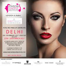 total pro make up certificate india