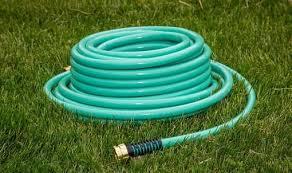 how is a garden hose diameter measured