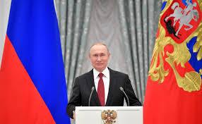 Сегодня президент России Владимир Путин отмечает 68-й день рождения — ОРТ:  Новости, События, Репортажи