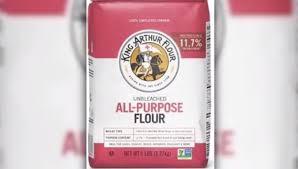 king arthur flour recalls some flour