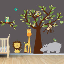 Jungle Nursery Nursery Room Boy Baby Boy Room Nursery Jungle Theme Nursery