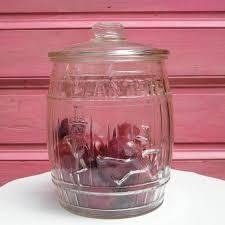 antique planters peanuts counter jar
