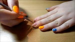 Silcare Zima Vs Lato Manicure Hybrydowy Youtube