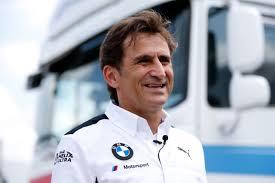 BMW interviews Alex Zanardi about Coronavirus Challenges ahead