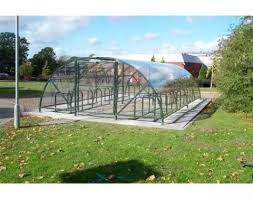 Bds Shelter 40 Space Enclosure Toastrack