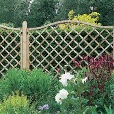 Trellis Garden Trellis Panels B M Stores In 2020 Garden Trellis Panels Garden Fence Panels Decorative Garden Fencing
