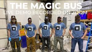 Magic Bus Demo: Live Recording - YouTube