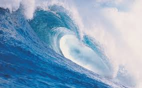 sea waves wallpaper 6809157