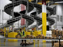 worker robotic warehouse in thornton