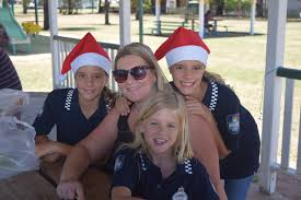 Ava, Nicole, Amelia and Ashlee Holmes-Brown. | Buy Photos Online |  Whitsunday Times