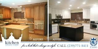 kitchen cabinet resurfacing in fort