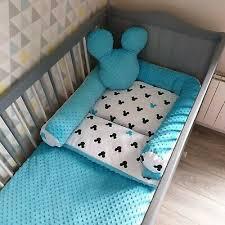luxury baby toddler bedding set per