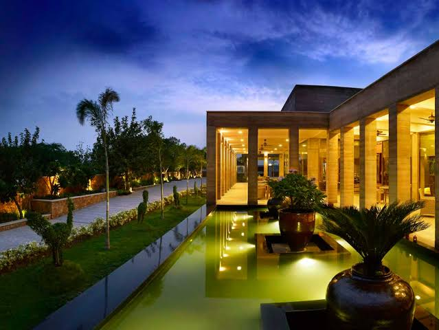 Image result for Luxury resorts in Gurgaon for a quick weekend getaway""