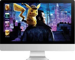 Pokemon Detective Pikachu Movie Windows 10 Theme