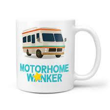 motorhome er mug gift for