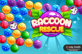 Bubble Shooter Raccoon Rescue + EDITOR | 시스템 | Unity Asset Store