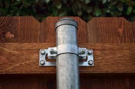 Galvanized Wood Fence Brackets Woodsinfo