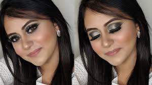 grey smokey eye tutorial silver smokey