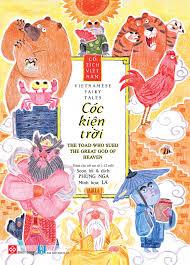 Cổ Tích Việt Nam - Vietnamese Fairy Tales - Cóc Kiện Trời - The ...