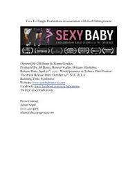 Two To Tangle Productions in association with Fork Films present ...