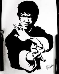 Decals Stickers Vinyl Art Bruce Lee Car Window Bumper Laptop Oracal Vinyl Decal Sticker Fibsol Com