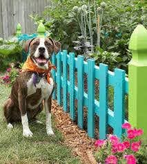 20 Tips For Gardening With Dogs Small Garden Fence Diy Garden Fence Garden Fencing