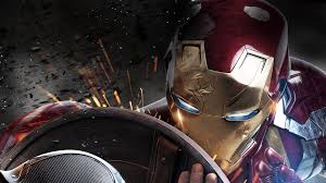 wallpaper iron man 4k 8k s