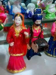 Semi Marble Durga and Semi Marble RD Stone Retailer   Krishna Gift Valley,  Jalandhar