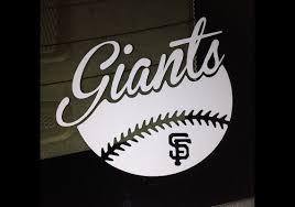 San Francisco Giants Sf Baseball Vinyl Decal Bumper Sticker Etsy In 2020 Baseball Vinyl Decal Baseball Decals San Francisco Giants Baseball