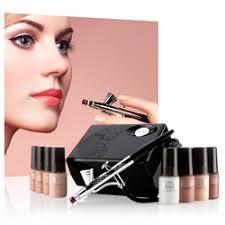 luminess air basic airbrush makeup