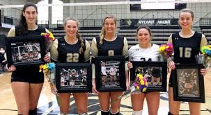 Women's volleyball players gain All-MIAA recognition – Lindenlink
