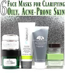 clarifying oily acne e skin