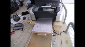 homemade dtg printer upgraded you