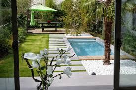 Amazing Modern Pool Deck Design Teracee