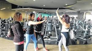 fitness event shake and sweat to aid