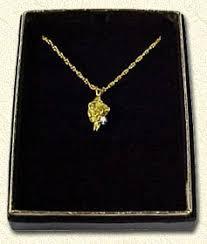 alaskan gold nugget pendants 1001
