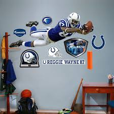 Fathead Reggie Wayne Indianapolis Colts