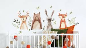 Nursery Wall Decals Roommates Decor