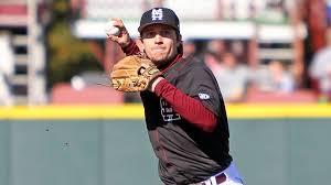 Adam Frazier - Baseball - Mississippi State